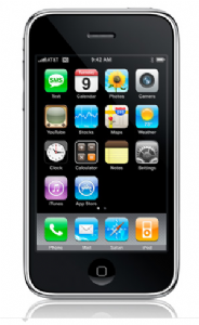 Refurbished Apple iPhone 3GS 8GB Black - Good Condition